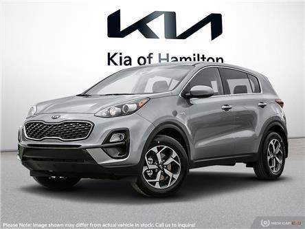 2021 Kia Sportage LX (Stk: SP21020) in Hamilton - Image 1 of 23