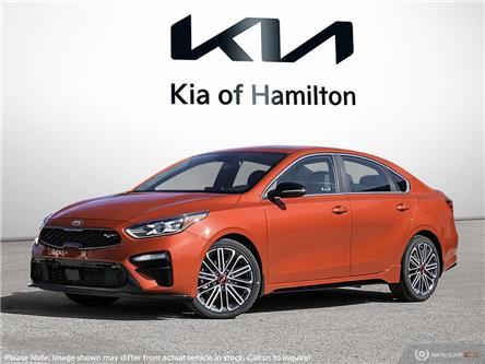 2021 Kia Forte GT Limited (Stk: FO21011) in Hamilton - Image 1 of 23