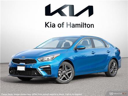 2021 Kia Forte EX+ (Stk: FO21061) in Hamilton - Image 1 of 23