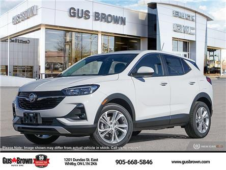 2021 Buick Encore GX Preferred (Stk: B181621) in WHITBY - Image 1 of 23