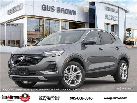 2021 Buick Encore GX Preferred (Stk: B181501) in WHITBY - Image 1 of 23