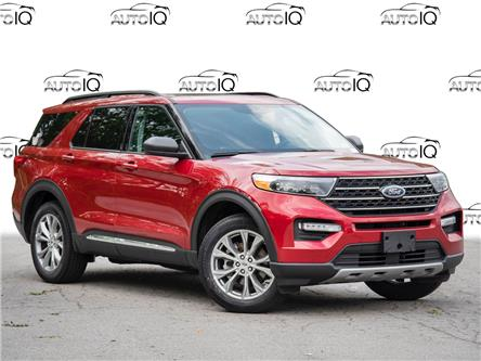 2021 Ford Explorer XLT (Stk: 21EX583) in St. Catharines - Image 1 of 27