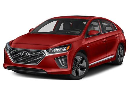 2021 Hyundai Ioniq Hybrid Preferred (Stk: 50402) in Saskatoon - Image 1 of 9