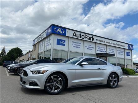 2017 Ford Mustang V6 (Stk: 17-11018) in Brampton - Image 1 of 18