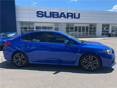 2017 Subaru WRX Sport-tech (Stk: P1038) in Newmarket - Image 1 of 11