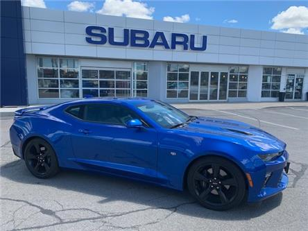2017 Chevrolet Camaro 2SS (Stk: P1052) in Newmarket - Image 1 of 16
