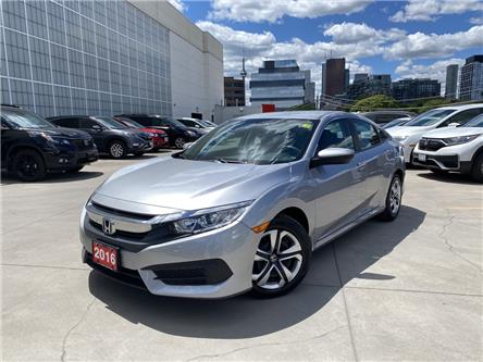 2016 Honda Civic LX (Stk: HP4368) in Toronto - Image 1 of 25
