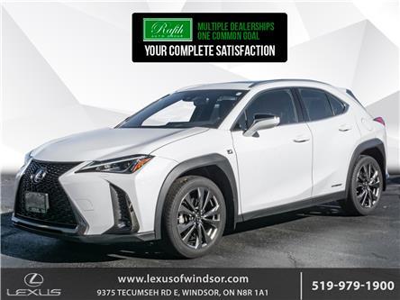 2019 Lexus UX 250h Base (Stk: PL0287) in Windsor - Image 1 of 23
