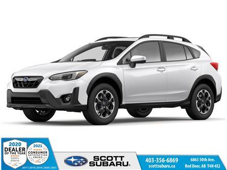 2021 Subaru Crosstrek Sport (Stk: 377657) in Red Deer - Image 1 of 9