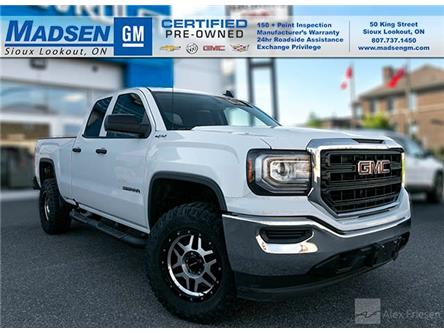 2019 GMC Sierra 1500 Limited Base (Stk: A21106) in Sioux Lookout - Image 1 of 11