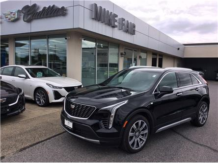 2019 Cadillac XT4 Premium Luxury (Stk: P4369) in Smiths Falls - Image 1 of 15
