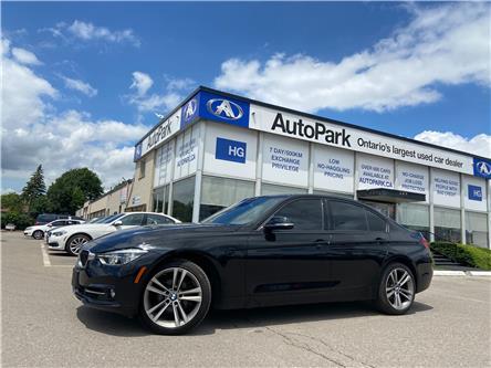 2018 BMW 330i xDrive (Stk: 18-12589) in Brampton - Image 1 of 21