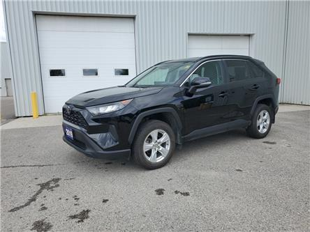 2019 Toyota RAV4 LE (Stk: P21694B) in Timmins - Image 1 of 10