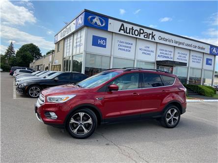 2018 Ford Escape SEL (Stk: 18-22688) in Brampton - Image 1 of 23