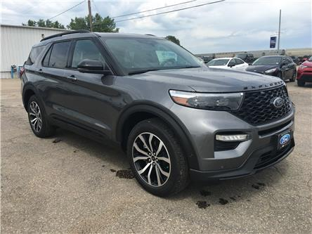 2021 Ford Explorer ST (Stk: 21198) in Wilkie - Image 1 of 27