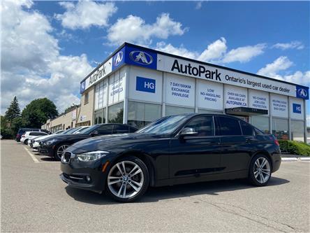 2018 BMW 330i xDrive (Stk: 18-33171) in Brampton - Image 1 of 21