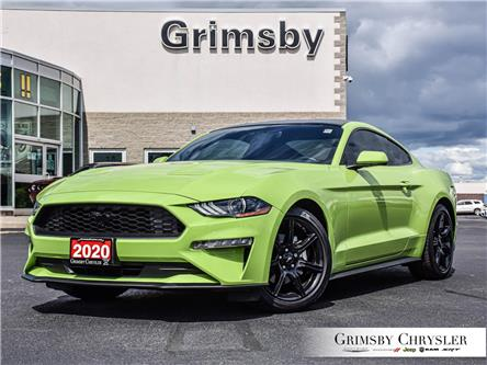 2020 Ford Mustang EcoBoost (Stk: U5183) in Grimsby - Image 1 of 32
