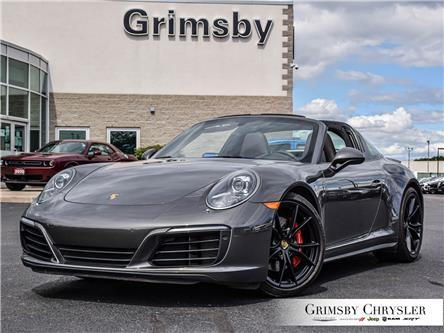 2018 Porsche 911 Targa 4S (Stk: NP1024) in Grimsby - Image 1 of 42