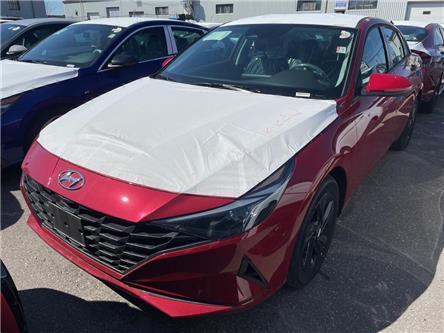 2021 Hyundai Elantra Preferred (Stk: 30914) in Scarborough - Image 1 of 5