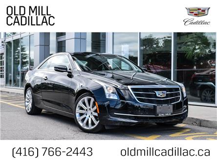 2017 Cadillac ATS 2.0L Turbo Base (Stk: 215533U) in Toronto - Image 1 of 27