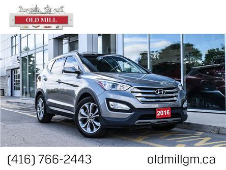 2016 Hyundai Santa Fe Sport 2.0T Limited (Stk: 379415U) in Toronto - Image 1 of 29