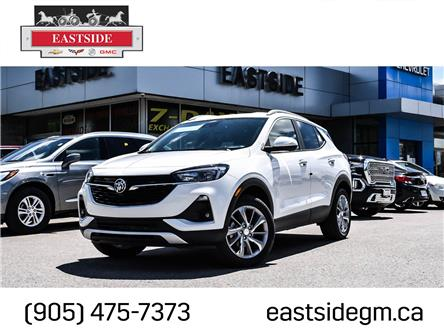 2021 Buick Encore GX Select (Stk: MB179411) in Markham - Image 1 of 27