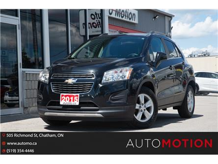 2015 Chevrolet Trax 1LT (Stk: 21942) in Chatham - Image 1 of 23