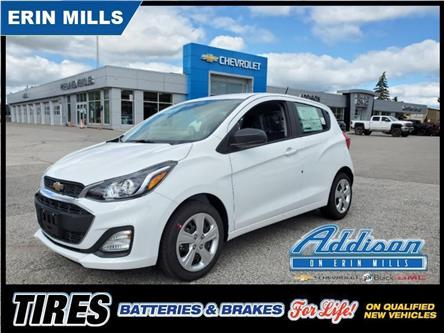 2021 Chevrolet Spark LS Manual (Stk: MC220857) in Mississauga - Image 1 of 19