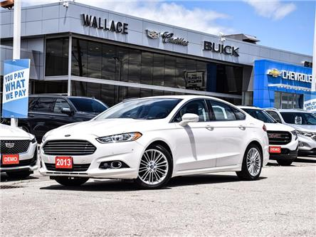 2013 Ford Fusion 4dr Sdn SE FWD (Stk: 114625A) in Milton - Image 1 of 22