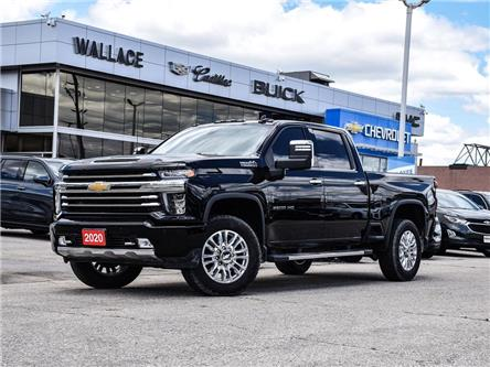 2020 Chevrolet Silverado 3500HD 4WD Crew Cab High Country, LOADED, DELUXE PACK (Stk: PR5450) in Milton - Image 1 of 29