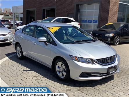 2014 Honda Civic LX (Stk: 30924A) in East York - Image 1 of 30