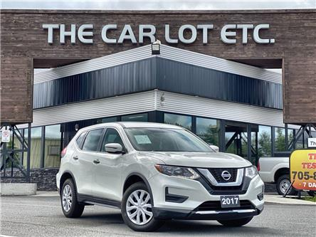 2017 Nissan Rogue S (Stk: 21294) in Sudbury - Image 1 of 24