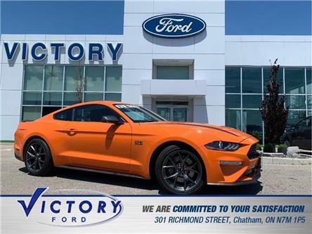 2020 Ford Mustang  (Stk: V10478CAP) in Chatham - Image 1 of 29