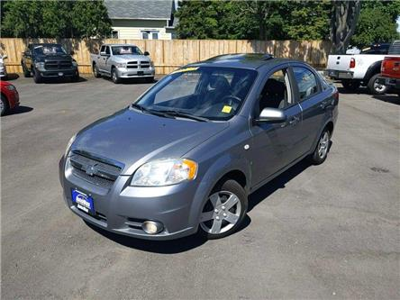 2008 Chevrolet Aveo LT (Stk: A9106) in Sarnia - Image 1 of 30