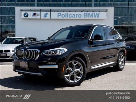 2021 BMW X3 xDrive30i (Stk: 1G61789) in Brampton - Image 1 of 21