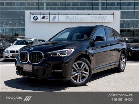 2021 BMW X1 xDrive28i (Stk: 1T16231) in Brampton - Image 1 of 21