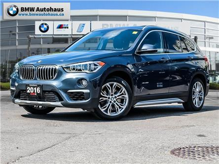 2016 BMW X1 xDrive28i (Stk: P10487) in Thornhill - Image 1 of 33