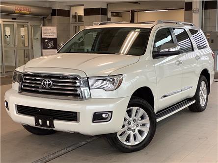 2021 Toyota Sequoia Platinum (Stk: 22979) in Kingston - Image 1 of 30