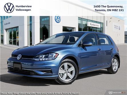 2021 Volkswagen Golf Comfortline (Stk: 98646) in Toronto - Image 1 of 23