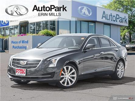 2017 Cadillac ATS 2.0L Turbo Luxury (Stk: 180431AP) in Mississauga - Image 1 of 27