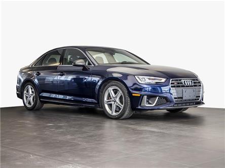 2019 Audi S4 3.0T Progressiv (Stk: 93781A) in Nepean - Image 1 of 21