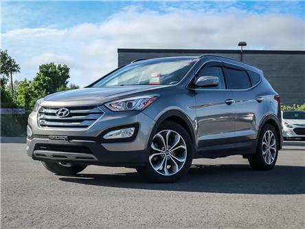 2014 Hyundai Santa Fe Sport  (Stk: S22047A) in Ottawa - Image 1 of 8