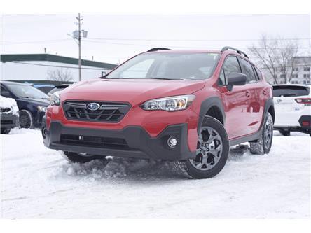 2021 Subaru Crosstrek Outdoor (Stk: 18-SM549) in Ottawa - Image 1 of 24