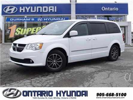 2017 Dodge Grand Caravan Crew (Stk: 30913A) in Whitby - Image 1 of 19