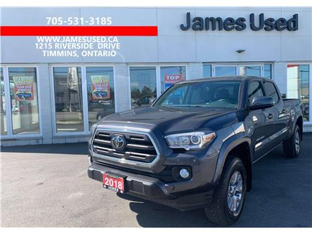 2018 Toyota Tacoma SR5 (Stk: P02969) in Timmins - Image 1 of 13