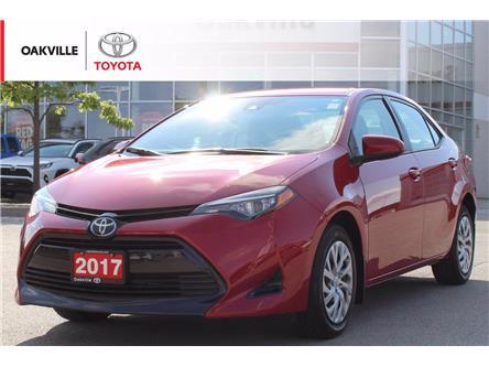 2017 Toyota Corolla  (Stk: LP00477) in Oakville - Image 1 of 17