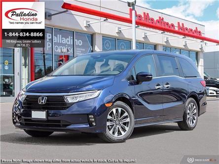 2022 Honda Odyssey EX-L Navi (Stk: 23389) in Greater Sudbury - Image 1 of 23