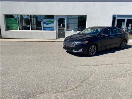 2020 Ford Fusion Hybrid Titanium (Stk: 21064) in Waterloo - Image 1 of 15