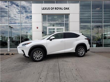 2021 Lexus NX 300 Base (Stk: L21420) in Calgary - Image 1 of 12