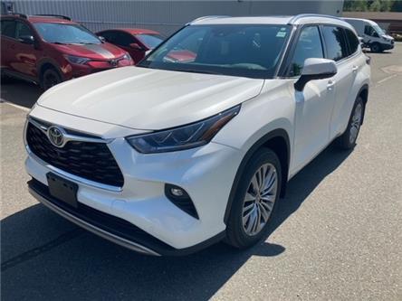 2021 Toyota Highlander Limited (Stk: TX244) in Cobourg - Image 1 of 10